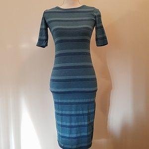 NWT Lularoe Julia tshirt dress